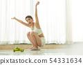 ผู้หญิงกีฬาเพื่อสุขภาพ 54331634