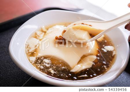 台灣食品Kobitsu豆花豆腐布丁boba木薯粉木薯豆腐布丁 54339456