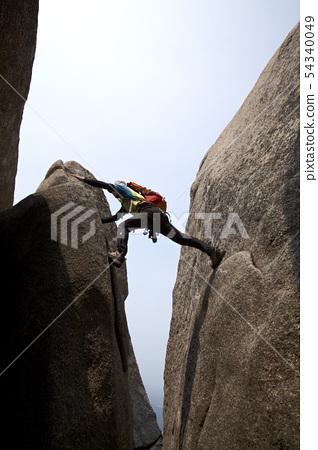 攀岩,攀岩,搖滾, 54340049