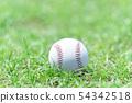 ลูกเบสบอล 54342518