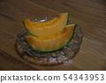 甜瓜在碗里服务 54343953