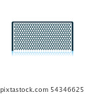 Soccer Gate Icon 54346625