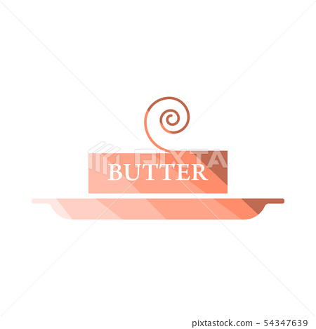 Butter Icon 54347639
