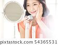 여성 미용 54365531