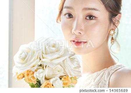 女裝新娘 54365689