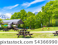 Blue sky Terrace Outdoor cafe image [Nagano Prefecture] 54366990