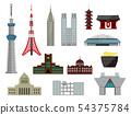 东京大厦,地标,建筑图组 54375784