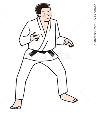 judo 54378082