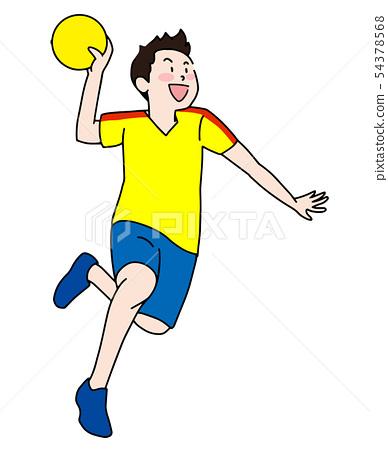 handball 54378568