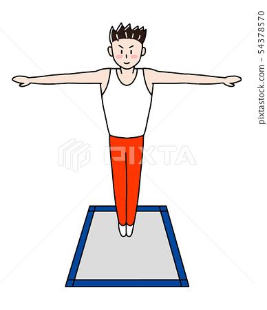 trampoline 54378570