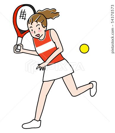 tennis 54378573