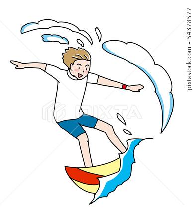 surfing 54378577