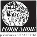 Floor Show 54383161
