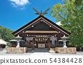 [오토 리 신사】 오사카 부 사카이시 니 시구 鳳北 도시 54384428