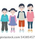 兒童插圖 54385457