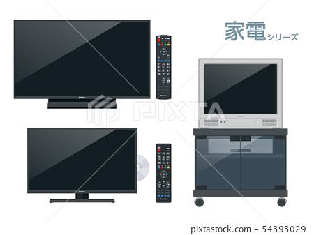 가전 _ 텔레비전 54393029