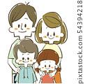 가족 - 부모 - 미소 54394218