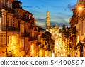 Panorama of Porto city, Portugal 54400597