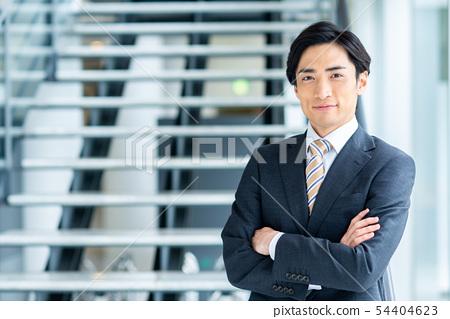 Businessman  54404623