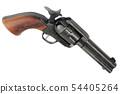 wild west revolver - colt single action army 54405264