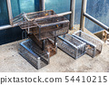 Many mouse trap cage put together both old and new 54410215