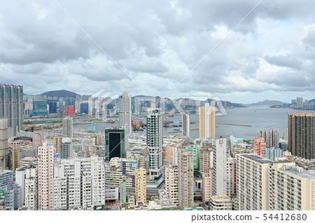 To Kwa Wan ,hong kong 23 June 2019 54412680