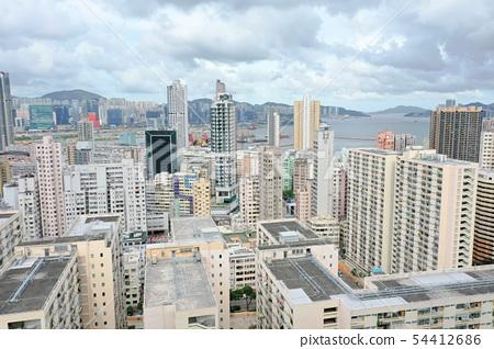 To Kwa Wan ,hong kong 23 June 2019 54412686