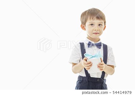 유아,어린이,키즈,선물,턱시도,비즈니스맨 54414979
