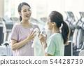 체육관 여성 54428739