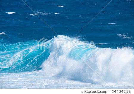 Wave splash 54434218