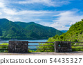 Oki Kiso湖,Kiso河上最好的100個水壩之一 54435327