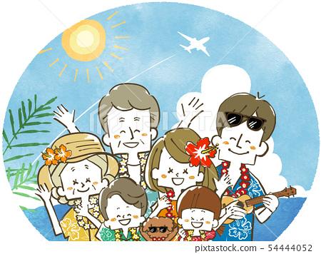 三代家庭旅遊度假村 54444052