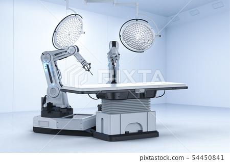 Medical technology concept 54450841
