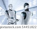 로봇, 로보트, 자동기계장치 54451822