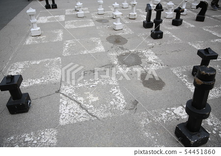 Salzburg's large chess 54451860
