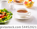 早餐喝涼茶 54452021