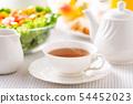 早餐喝涼茶 54452023