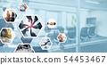 ธุรกิจและเครือข่าย 54453467
