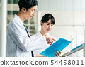 Doctor nurse hospital 54458011