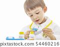 유아,어린이,키즈,의사,닥터,의료,병원놀이 54460216