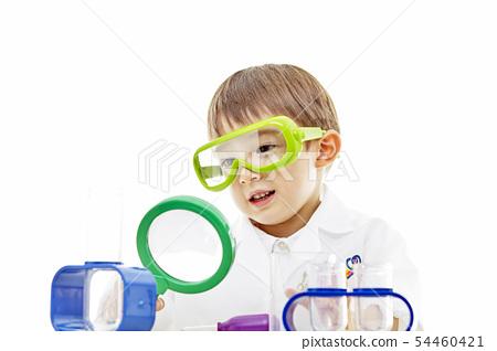 嬰兒,兒童,孩子,教育,科學,科學家,研究員,化學家 54460421