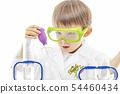 유아,어린이,키즈,교육,과학,과학자,연구원,화학자  54460434