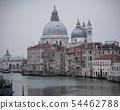 Grand Canal the island of Santa Maria della Salute 54462788