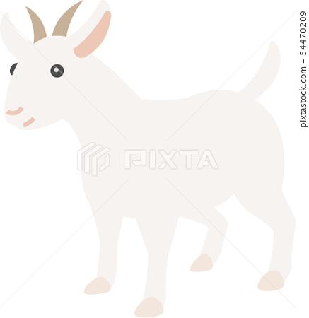 山羊 54470209