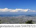 讃岐平野와 세토 대교 54470723