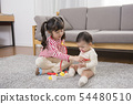 Parenting, childhood and family life concept photo 137 54480510