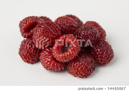 Assorted fresh berries, healthy lifestyle concept photo 144 54480867