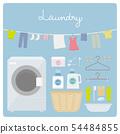 드럼 세탁기의 세탁 세트 54484855