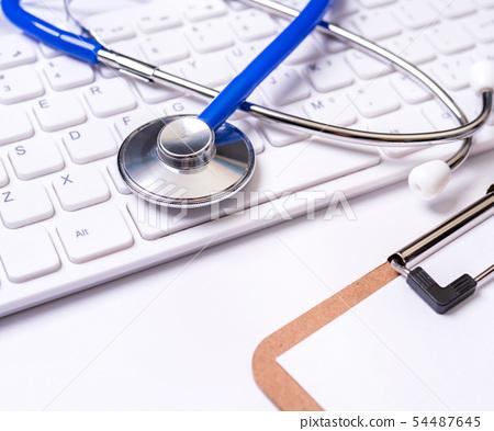 聽診器 鍵盤 剪貼板 醫療 stethoscope keyboard 医療機器 長期介護 介護保険 54487645