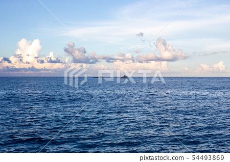 台灣花蓮美麗的海景 54493869